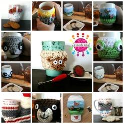 Manchons || Mug cozies
