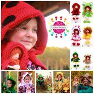 Cocci Belle - Costumes & poupée