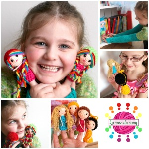 Marionnettes à doigts || Finger puppets