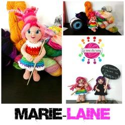 Marie-Laine au pays de Francrochet