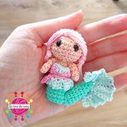 Pocket mermaid || Sirène de poche