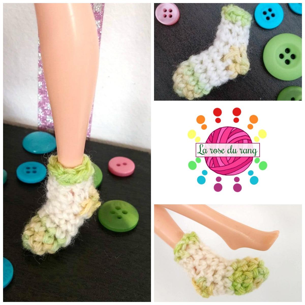tiny sock charm